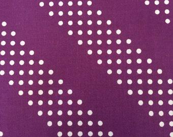 Cotton and Steel Basics Purple Dottie by Rashida Coleman Hale