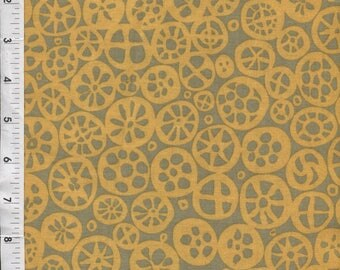 "Westminster Brandon Mably ""Macaroni"" Mustard Yellow Fabric"