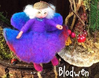 Welsh Fairy Blodwen