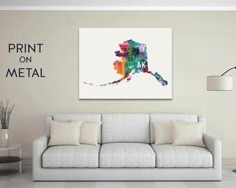 Metal Wall Art Living Room Decor Etsy