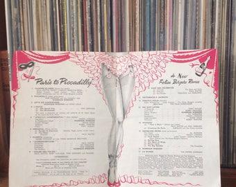 Vintage Theatre Programmes - Paper Ephemera - Bundle