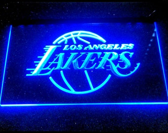 Los Angeles Lakers Electric Light