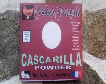Cascarilla powder, powdered egg shell, Hoodoo ritual, purification ritual, spiritual barrier, casting powder, santeria ritual