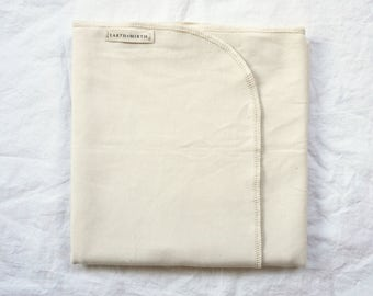 SALE - Organic Cotton Knit Swaddle