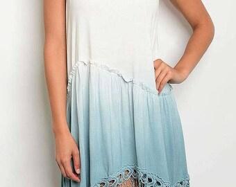 Bellamie dress, shirt, tie dye,
