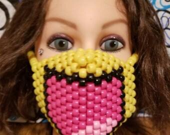 Emoji Kandi Mask