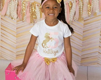 unicorn fifth birthday outfit unicorn 5th birthday outfit girls 5th birthday outfit girls 5th birthday shirt girls unicorn birthday shirt
