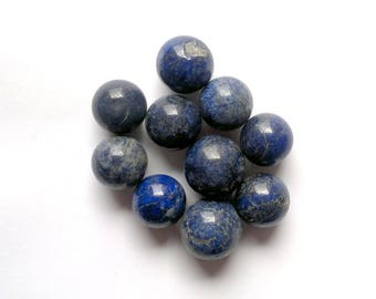 One Lapis Lazuli Sphere 17-20mm Lapis Lazuli Ball Round Lapis Stone Sphere Blue Stone Ball Amethyst Circle Blue Healing Stone Calming Stone
