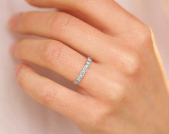 Blue Opal Band Ring. Blue Opal Ring. Opal Band. Opal Band Ring. Blue Opal Ring. Blue Opal Band. Opal Wedding Band. Blue Opal Wedding Ring.