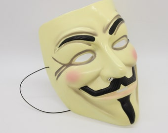 Fixture Displays® V for Vendetta Mask Guy Fawkes Anonymous Fancy Cosplay Costume 15681