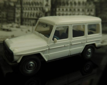 Vintage Toys, Collectible, Miniatur Wiking Car, H0, Mercedes 230 G, Old-timer, Made in Germany / Vintage Wiking Car / Mans gift