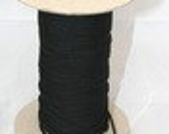 Polyester string 2mm Black