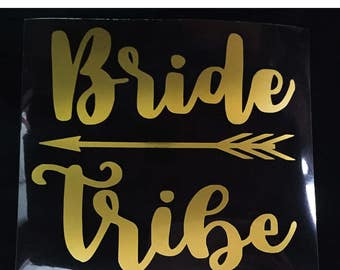 Bride Tribe iron on transfers,Bachelorette Party- Iron on -DIY Heat Transfer for T shirt