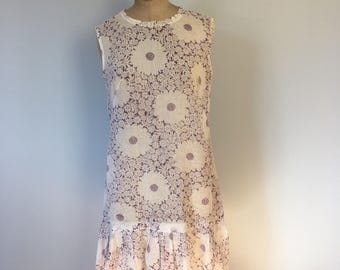 French 1920's summer Frock