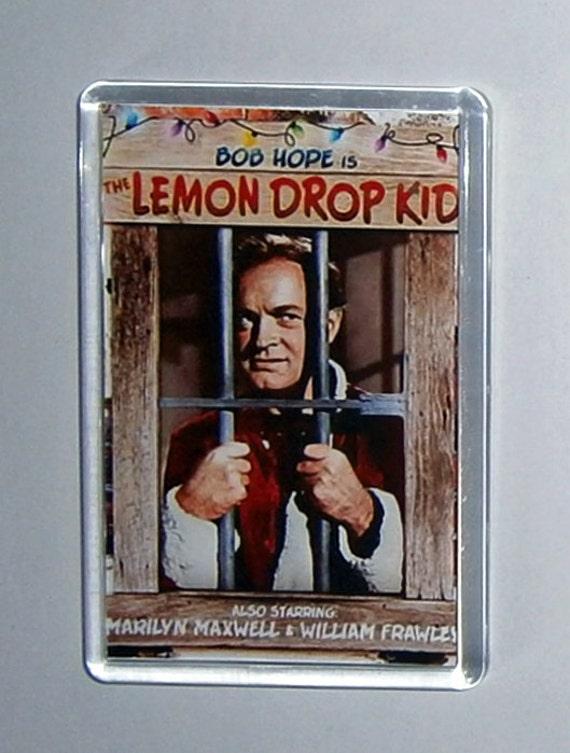 Christmas Movies Lemon Drop Kid It's A Wonderful Life White Christmas Jack Frost  Miracle on 34th Street fridge magnets