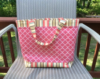 Tote for Beach, Crafts, Overnighter