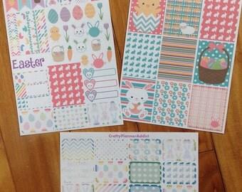 Easter Planner Kit