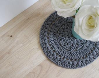 PATTERN - Easy crochet doily pattern