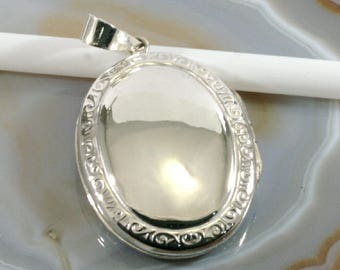 Medallion ,925 sterling silver - 4753