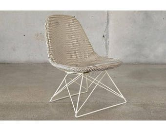Eames LKR-1 with Alexander Girard Cover (W2UB2B)