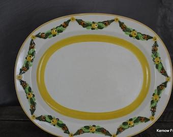 Ridgways Bedford Ware Handpainted Plates