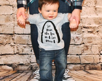 Toddler Tee | From The Lou