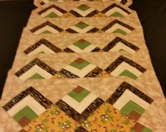 6 Quilted Acorn Placemats
