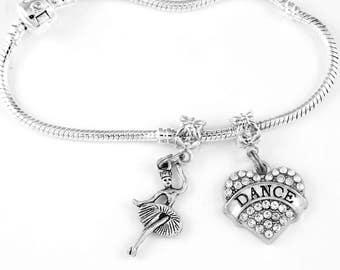 Dance Bracelet Caribbean Gift Dancer Bracelet  Dancing Girl Gift Dancer Jewelry Dance Present Latin Dancer