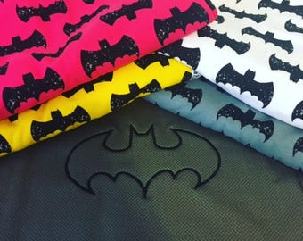 BATMAN Custom Embroidered Hoodie