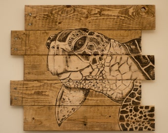Wood Wall Art Decor reclaimed wood art | etsy