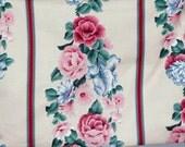 2-40's fabric pillow ...