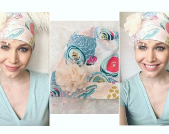 Classy And Fabulous Chemo Hat