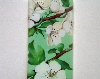 Retro Inspired Flower Print Phone Case iPhone 6/6s