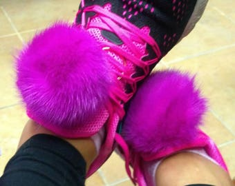New MINK Pompom for shoes and not only, in many colors!