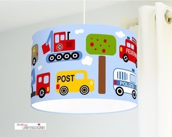 Lampshade - cars - desired color and size