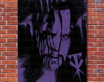 Deadman: an Undertaker Art Print