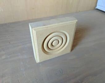 Rosettes & Plinths Block Set