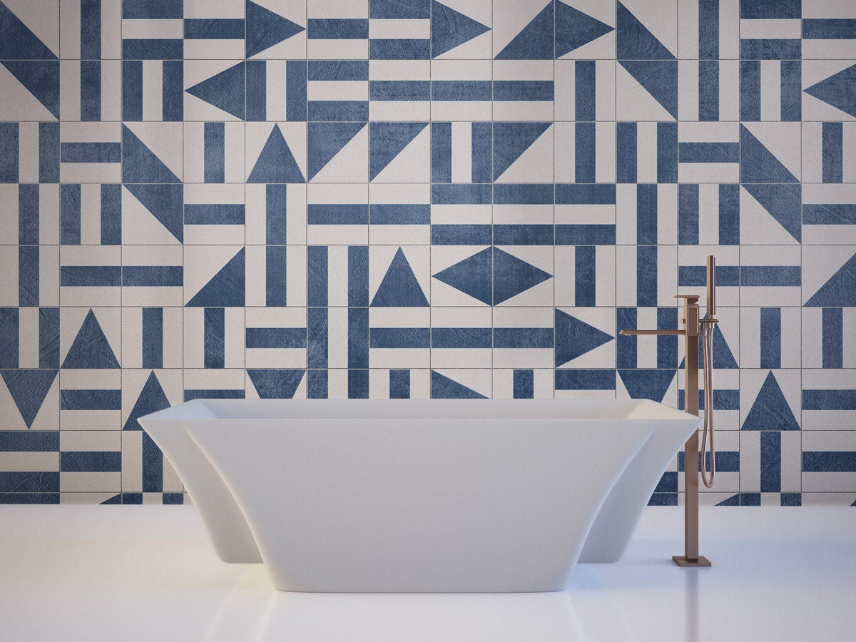 Floor tile decals flooring vinyl floor bathroom flooring zoom dailygadgetfo Choice Image