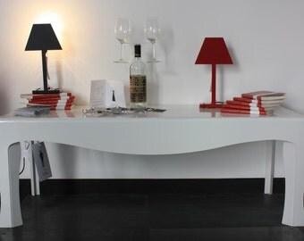 SEMBRO BASSO - coffee table, tv console table, seat (Caoscreo)