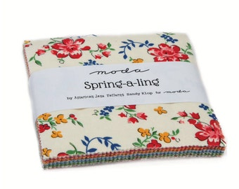Spring-a-ling by American Jane for Moda