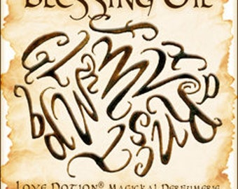 Sigil Collection 2015: Blessing Oil - Perfume Potion - Love Potion Magickal Perfumerie