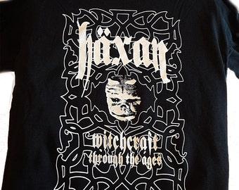 HäXAN T-Shirt Witchcraft Through the Ages Unisex Adults Heksen