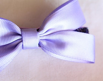 Lavender headband, baby headband, infant headband, toddler headband