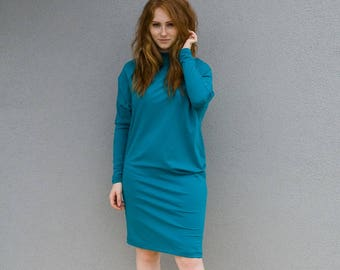 New Colection, Cotton Dress for Women's, Cotton Tunic,Hand made,Unique Dress,Outfit for Spring,Clothes Navaho