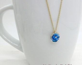 Gemini Necklace, Gemini Pendant Necklace,  Zodiac Gemini Necklace, Horoscope Necklace, Zodiac Jewelry, May / June Birthday Gifts