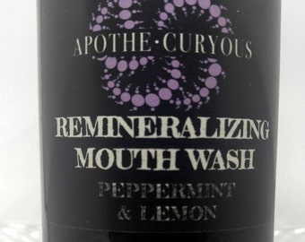 Remineralizing Mouth Wash