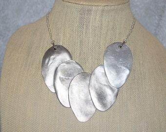 5 Vintage Spoon Necklace