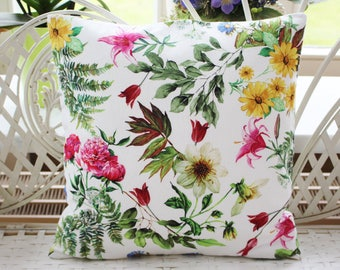 Pillow flower meadow