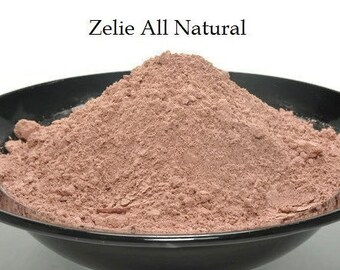 4 oz. Pink Kaolin Clay Powder - Rose Clay Face Mask - Natural Rose Clay for Facial Care.