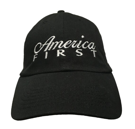 America First (Available in Various Color Combos)